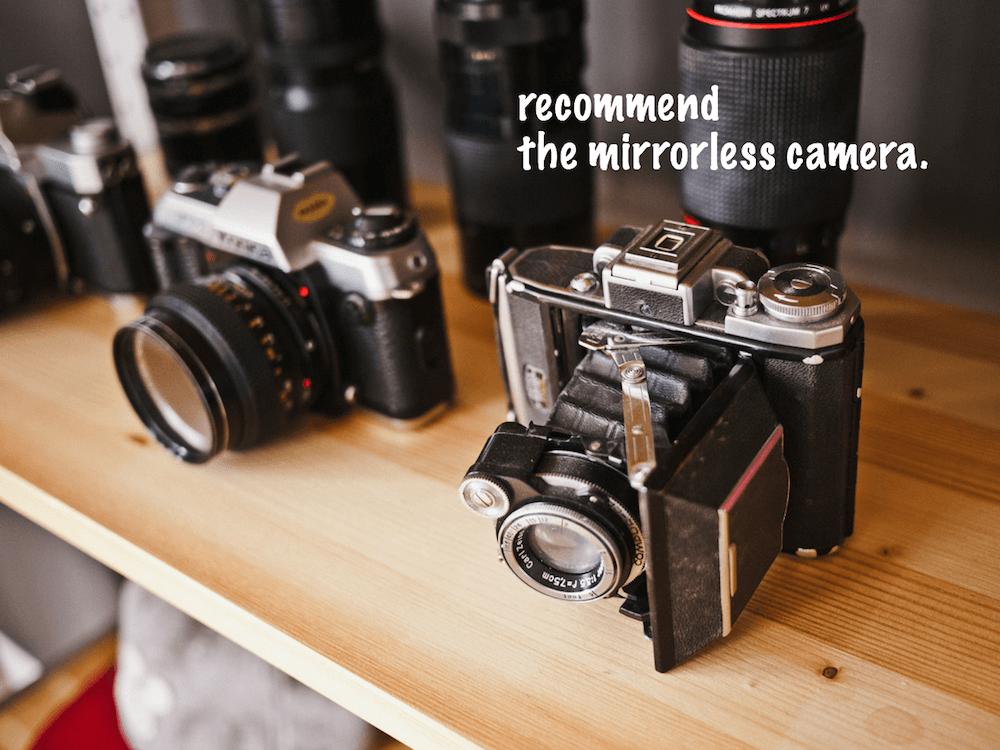 おすすめミラーレス一眼カメラ。自分に合うミラーレスはどれ?カメラが欲しいので色々調べて選んでみました。