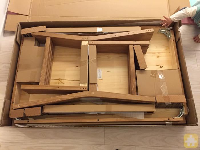 Ikeaの激安ダイニングテーブルのセットjokkmokkヨックモックを