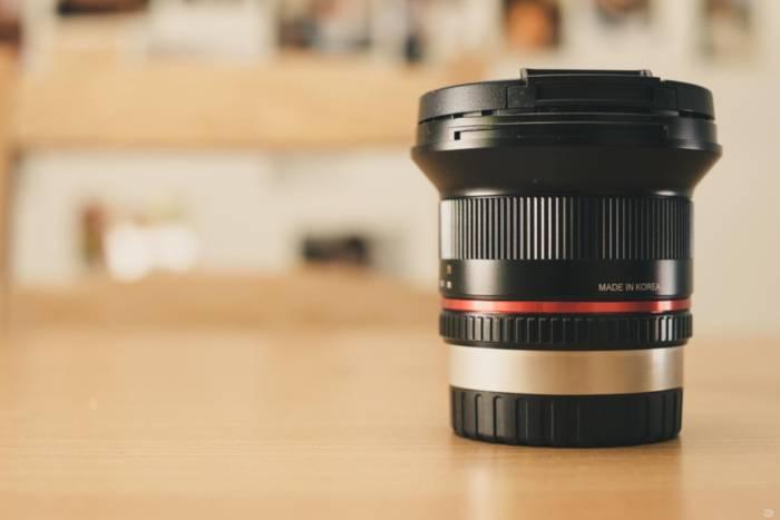 超広角レンズ SAMYANG(サムヤン) 12mm F2.0 NCS CSを購入しました